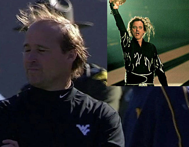 The Hybrid Dana Holgorsen S Hair Go Iowa Awesome