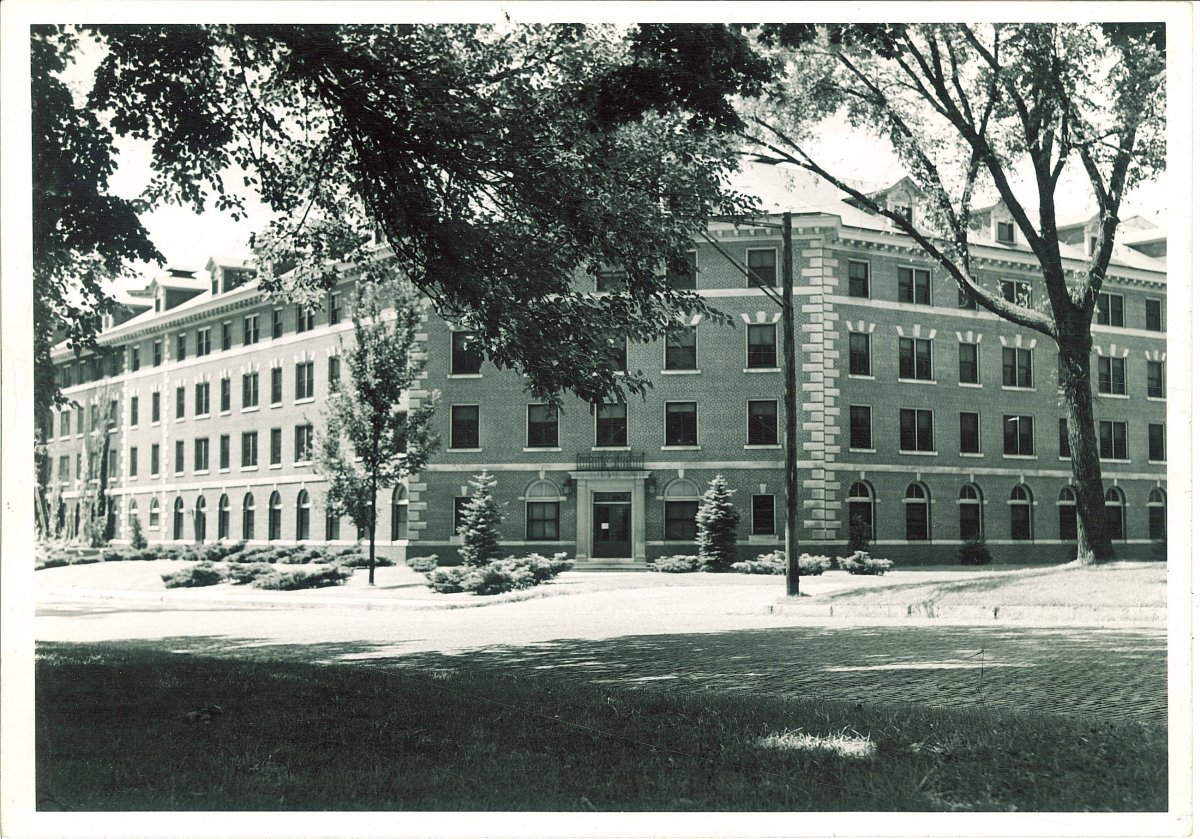 Currier Hall, 1940