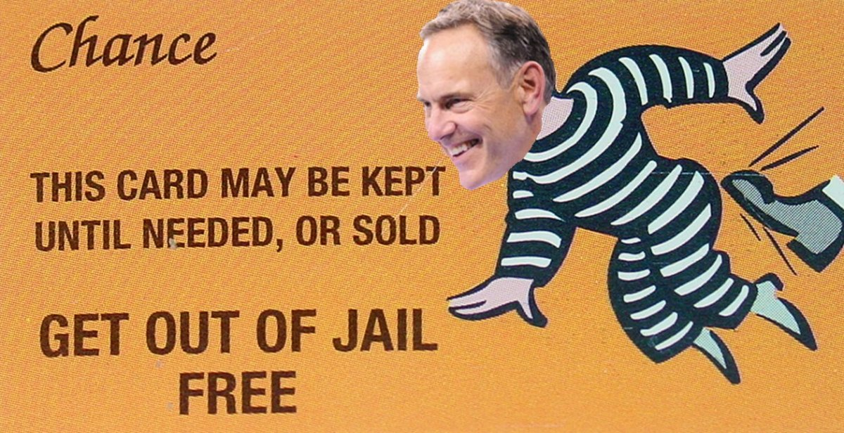 DANTONIO GET OUT OF JAIL FREE CARD