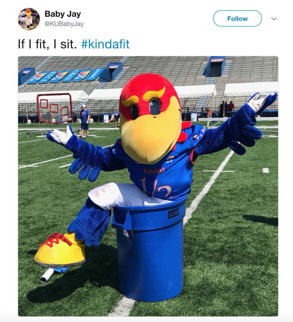 Kansas is garbage