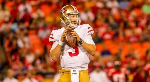 C.J. Beathard makes his preseason debut with the 49ers.