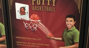 Literally Potty Basketball