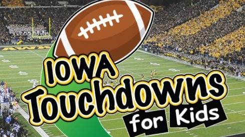 Donate to Iowa Touchdowns for Kids!