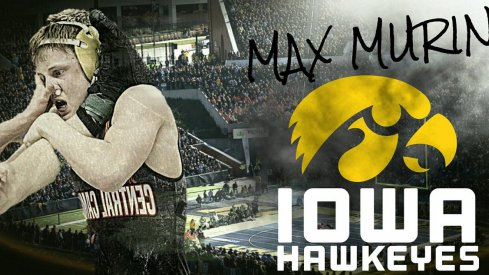 Max Murin commits to Iowa wrestling.