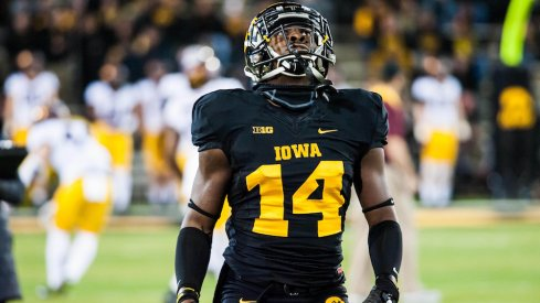 70% of the Earth is covered by water. The other 30% is covered by Desmond King.