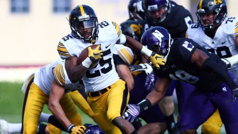 Akrum Wadley aims to do #25 proud on Saturday.