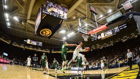 Cordell Pemsl and Isaiah Moss led Iowa to victory over Stetson on Monday.