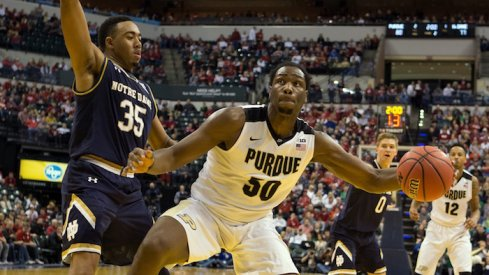 Iowa heads to West Lafayette tonight to open up Big Ten play in Mackey Arena against Purdue.