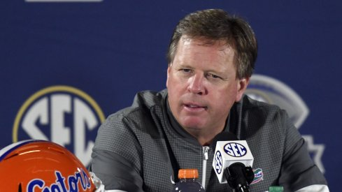 Jim McElwain. What a concept.