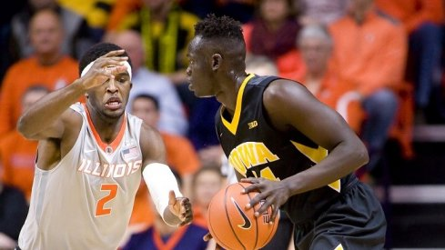 A subpar performance on offense and defense against Illinois is evidence that changes need to be made to the lineup.