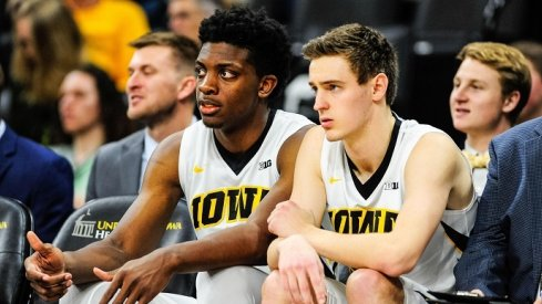 No offense, and an ugly half of defense doomed Iowa at home against Illinois.