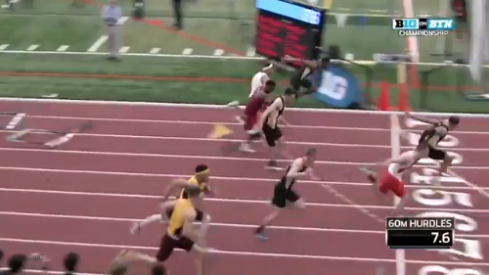 Go Iowa Hurdle Awesome
