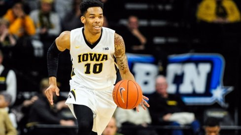 Christian Williams was Iowa's best perimeter defender this season, but it was his offense that made it tough for him to find playing time at the end of the year.