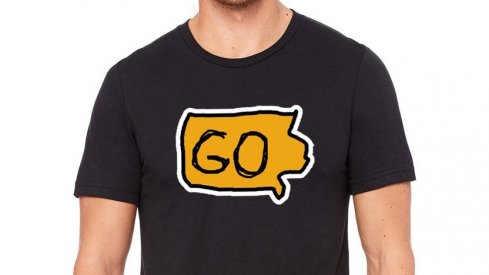 Go Iowa Awesome shirt