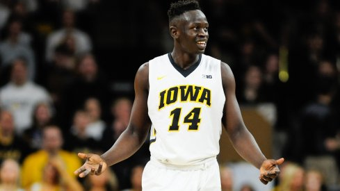 Peter Jok is ready for his closeup.
