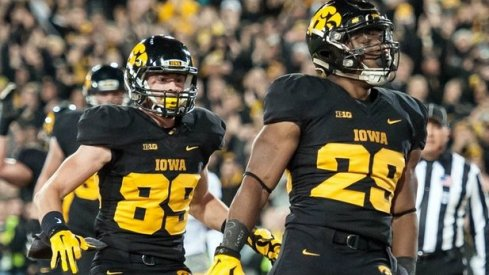 Could Iowa bust out something like this in 2017?