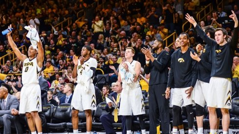 Kenpom created a new metric, and Iowa and Carver-Hawkeye Arena crack the Top 25.
