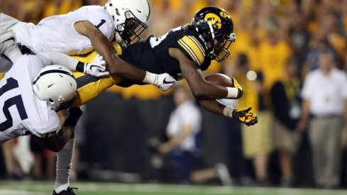 Super-Akrum almost saved the day for Iowa.