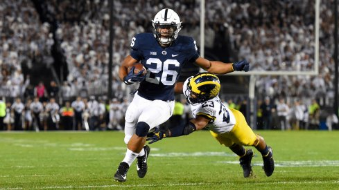 Saquon Barkley, more like Sa-GONE Barkley.
