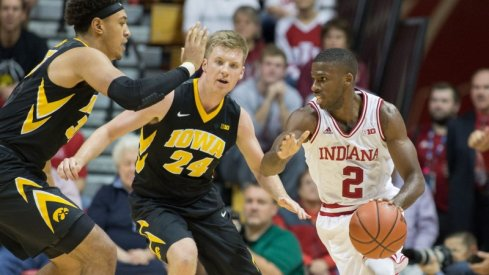 Iowa vs. Indiana