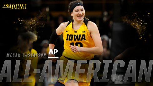 Megan Gustafson: All American