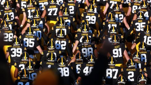Hawkeyes on the march