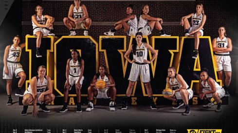 As always, a difficult schedule awaits Iowa on its quest for a second straight NCAA Tournament bid