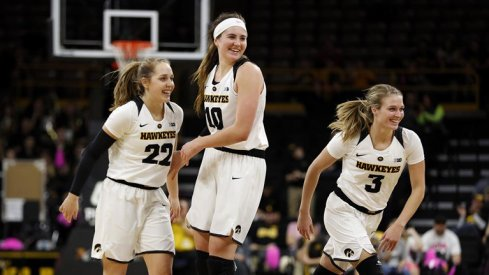 Iowa's returning players should makeup the core of this year's team