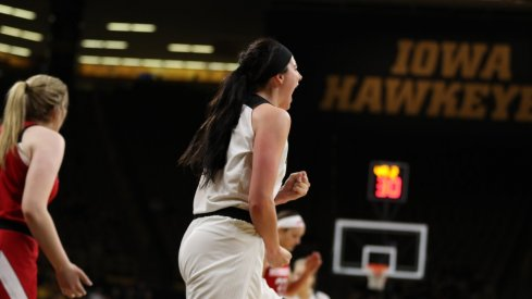 Megan Gustafson destroyed another Big Ten opponent in route to a huge road win over Minnesota