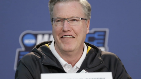 Frown McCaffery