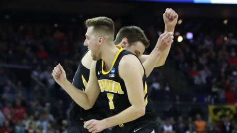 DANCE ON, HAWKEYES
