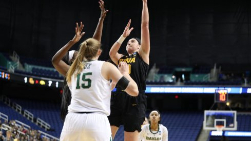 Iowa's phenomenal tournament run ends in the Elite 8 with a loss to Baylor