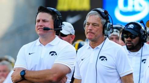 We probably need a new Ferentz/Parker picture