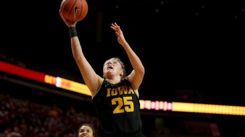 Iowa fell to Nebraska on the road in its Big Ten opener