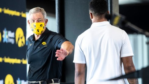 Ferentz Mask On