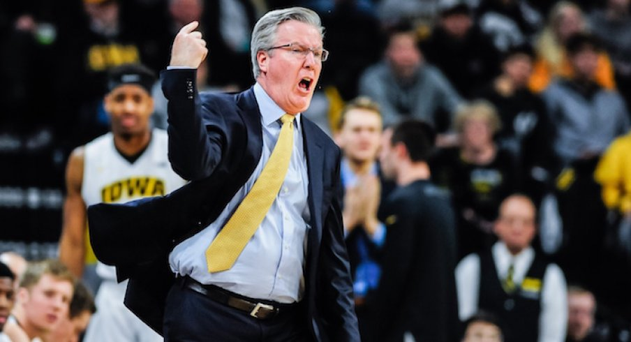 Only against Rutgers could Iowa not score a field goal for eight minutes, turn it over 18 times, get killed on the boards, and still win by six.