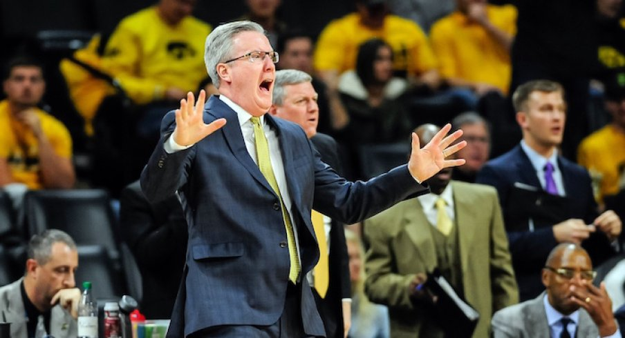 A slow start and finish, doom Iowa in a nail-biter at home against Maryland.