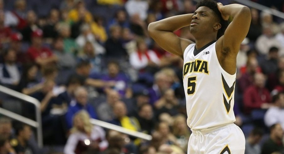 Iowa witnessed firsthand just how good Indiana is when they aren't making boneheaded mistakes.