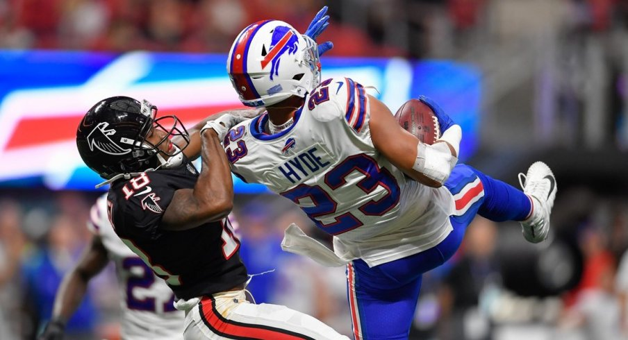 Hawks in the NFL: Micah Hyde and Christian Kirksey Dominate During ...