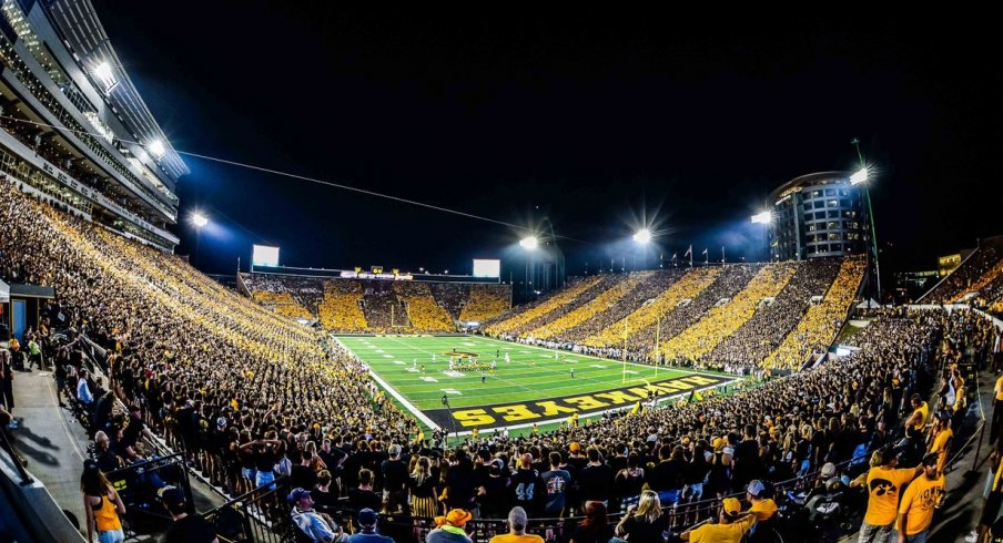 Kinnick After Dark