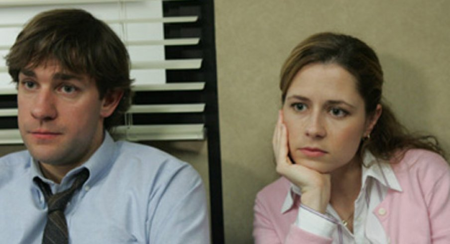 Pam and Jim