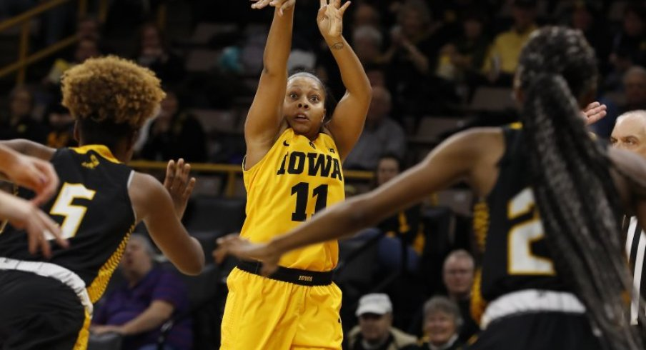 3 Point Shooting is Iowa's X-Factor this Year