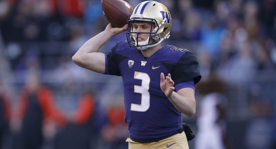 Jake Browning is very good.