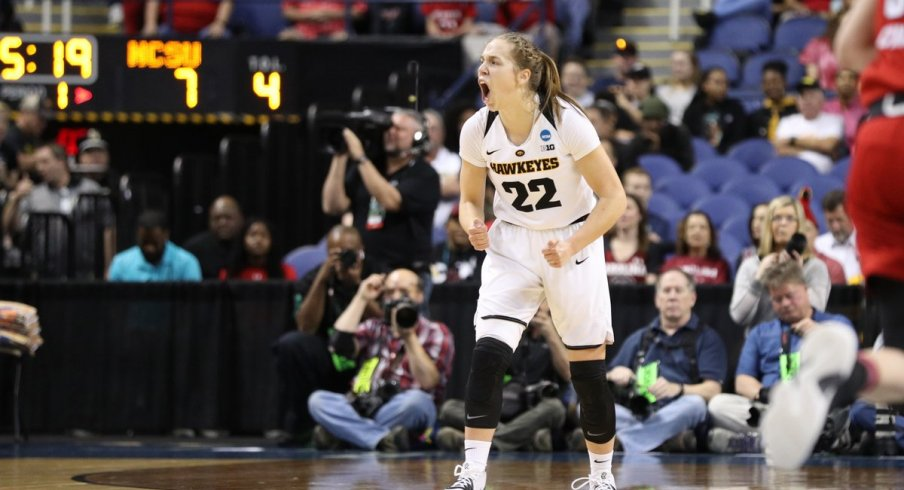 Iowa advances to the Elite 8 with a dominant 79-61 victory over NC State
