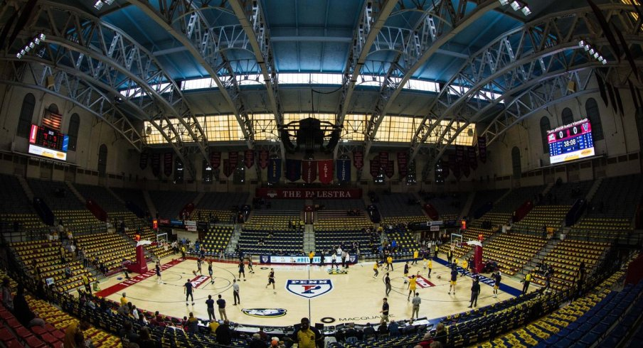 Behold The Palestra