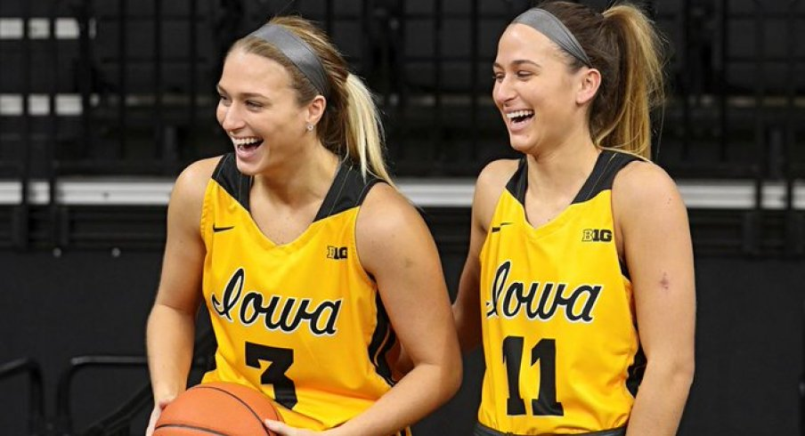 Megan Meyer is one of several freshman who could make a big impact on Iowa's season
