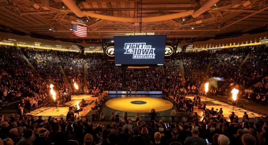 #1 Iowa vs #2 Penn State: It's Time For Round One | Go ...