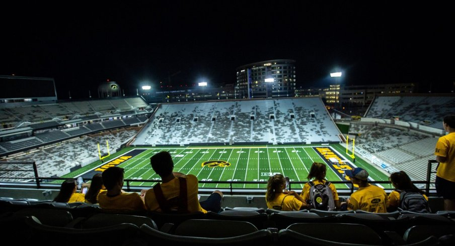 Kinnick Stadium, as it will probably look in 2020.