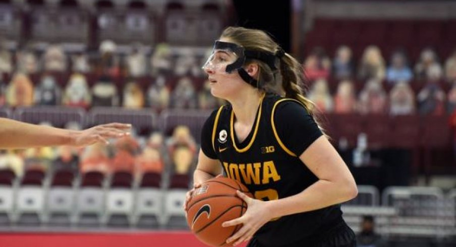 Iowa came up just short on the road at #11 Ohio State