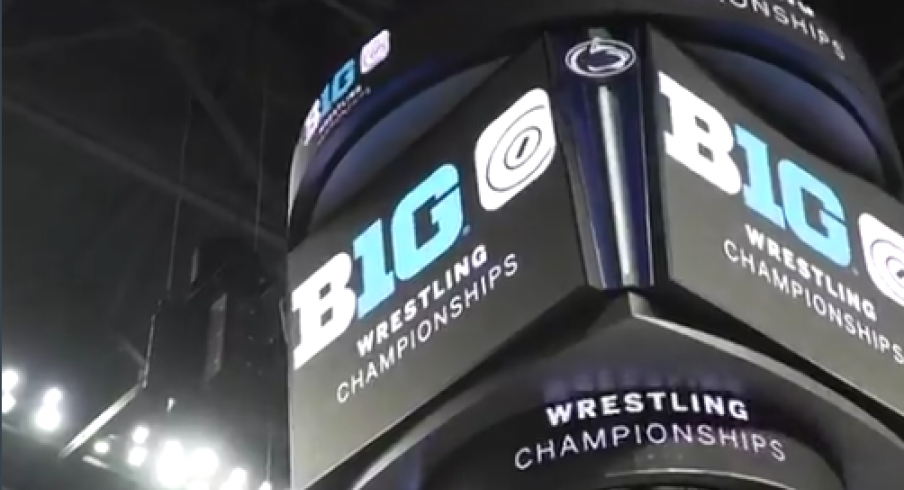 2021 Big Ten Wrestling Tournament: Session I Open Thread + Results | Go Iowa Awesome - Go Iowa Awesome